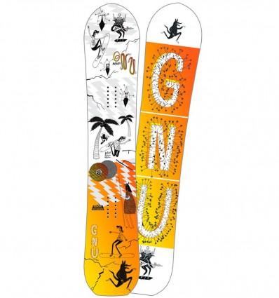 GNU Snowboards Money 2017/2018