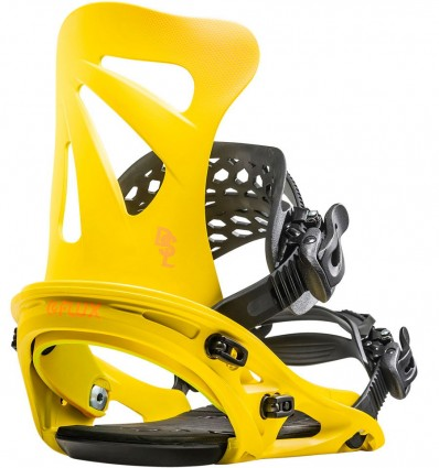 Flux DSL Bindings 2020 Yellow x Orange