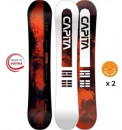 CAPiTA Snowboarding Supernova 2021