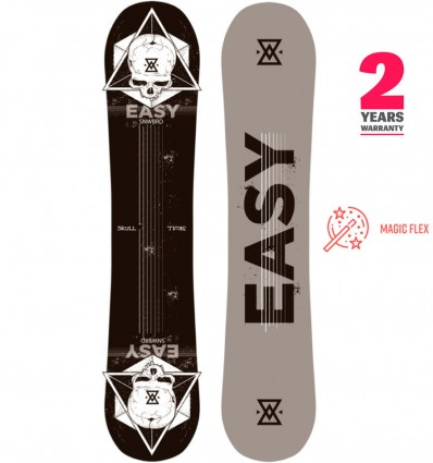 Tabla Snow Easy Skull 2020