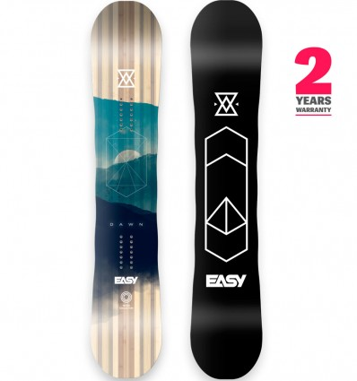 Tabla Snow Easy Dawn 2021