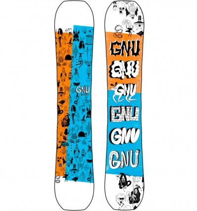 Tabla Snow GNU Money 2021