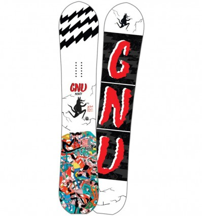 Tabla GNU Snowboards Money [Limited Edition]